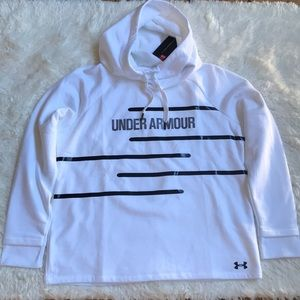NWT Women's Under Armour Threadborne Fleece Hoodie
